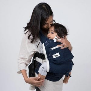 baby carrier - ubuntu baba stage 1 grey