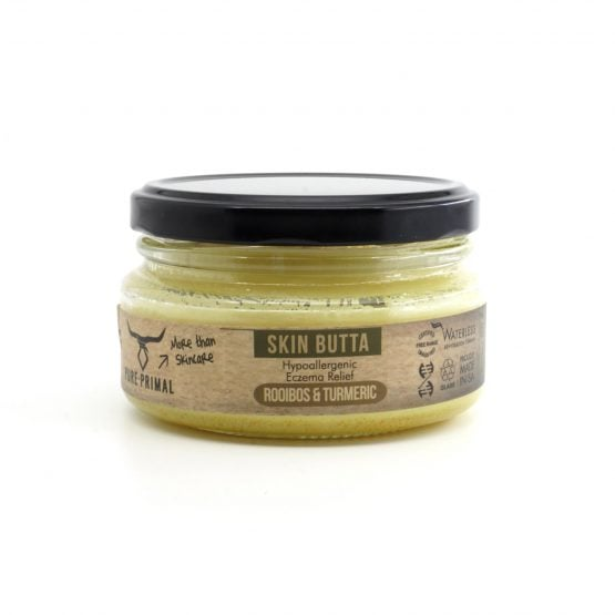 Skin Butter - Creamy Body Butter - Rooibos & Turmeric - 200ml
