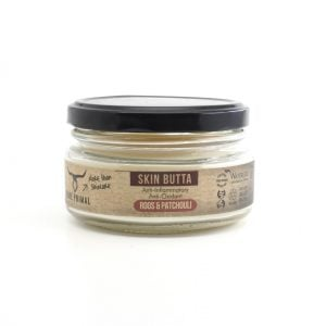 Skin Butter - Creamy Body Butter - Roos & Patchouli - 200ml