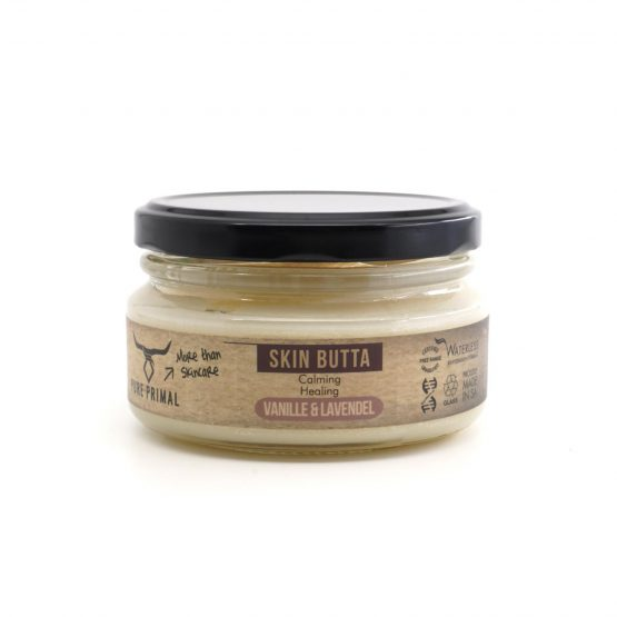 Skin Butter - Creamy Body Butter - Vanille & Lavendel - 200ml