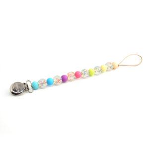 Muncher Dummy clip Squishy Rainbow