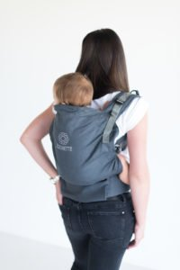 Luxury Hemp Steel Grey Carrier