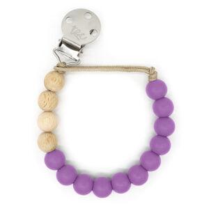 dummy clip violet