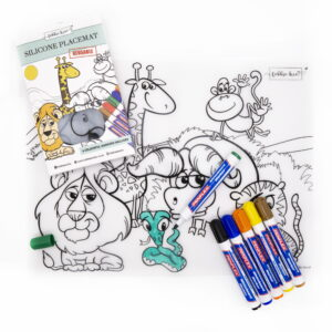 Silicone Coloring Reusable Markers