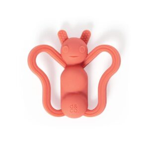social butterfly teether